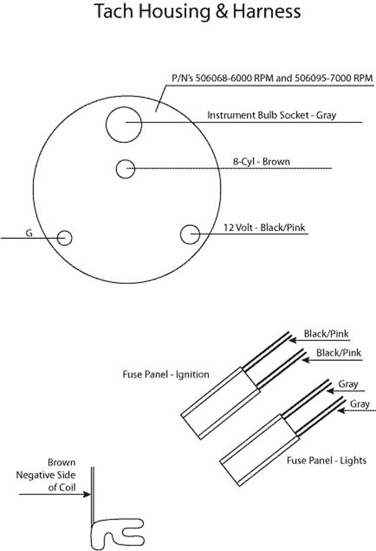 MTK40] 40 IMPALA TACH WIRING DIAGRAM [NCBP]   ELECTRICAL BELLY ...